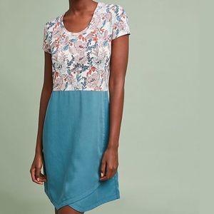NWT Anthropologie Dolan Fletcher Floral Dress